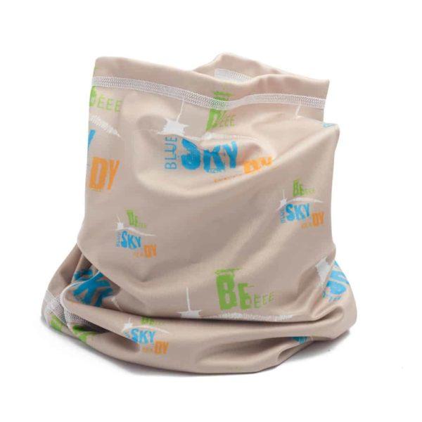 Beskydy šátek hnědý funkční materiál