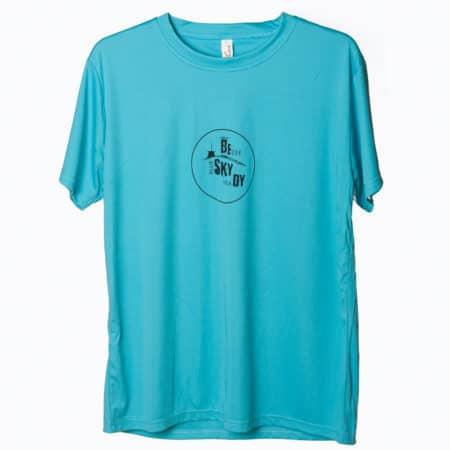 Pánské triko Beskydy modré