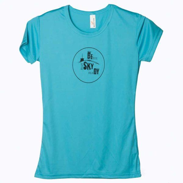 Dámské triko Beskydy modré